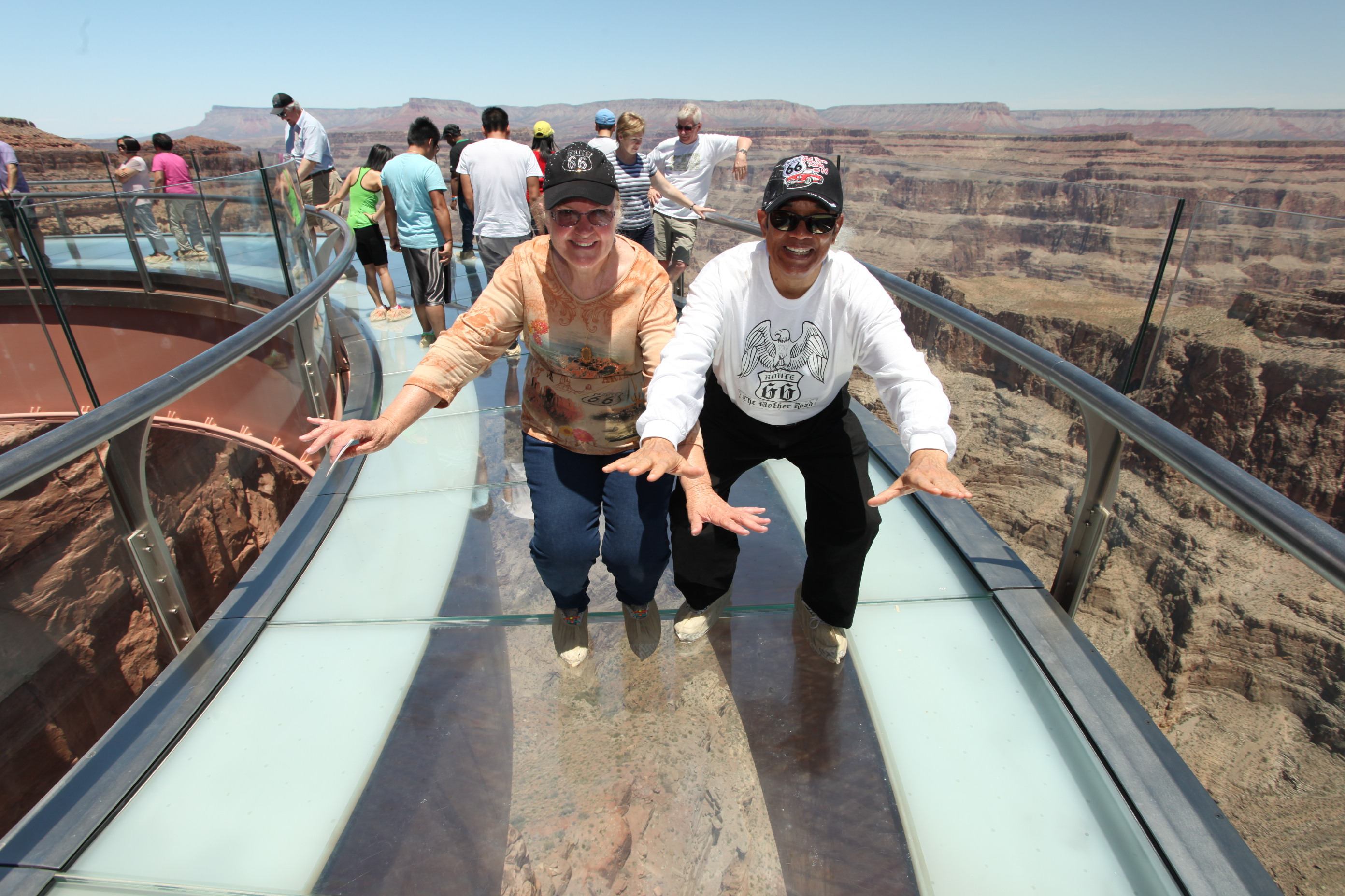 Grand Canyon Skywalk Main Performance Usa